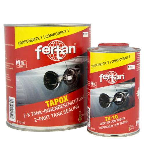 Fertan Tapox Tankinnenbeschichtung 570 ml